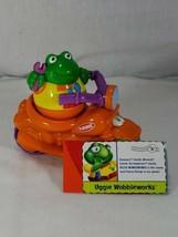 Playskool Weeble Wobbles Scooter uggie  whirligiggles Figures Lot (ch) - $9.90