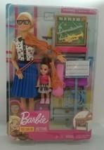 Mattel Barbie Music Teacher Doll & Play Set FXP18 - $37.57