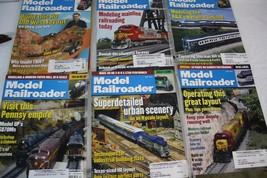 Model Railroader Magazines 2002 January - December - $21.37