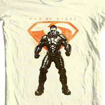 General Zod Man of Steel T-shirt DC comics movie Superman graphic tee SM2113 image 1