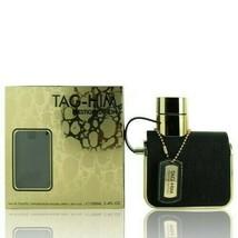 Armaf Tag Him Prestige by Armaf 3.4 oz Eau De Toilette Spray for Men - $29.99