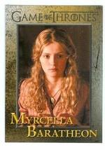 Game of Thrones trading card #47 2013 Myrcella Baratheon - $4.00