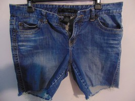 Calvin Klein Women's Denim Jeans Shorts Size 32/14  - $14.85