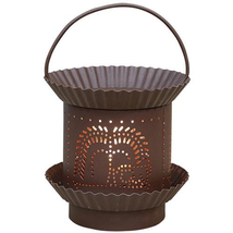 Rusty Willow Tart Warmer w/ Farmhouse Scent Cubes Set Maple Pumpkin Spic... - £33.10 GBP