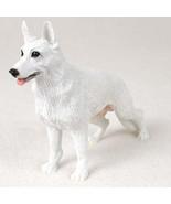GERMAN SHEPHERD DOG Figurine Statue Hand Painted Resin Gift Pet Lovers W... - $19.99