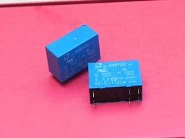 SZ-S-112LM,  12VDC Relay, SANYOU Brand New!! - $5.61