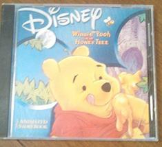 Disneys Winnie the Poo and the Honey Tree Animated Story Book Cd Rom by Disney - $5.95