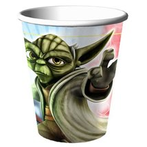 Star Wars Clone Wars 'Opposing Forces' Paper Cups (8ct) - $9.68