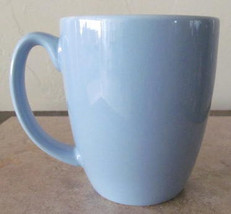 Vintage (1) Light Blue Color Corelle By Corning Collectible Stoneware Mug - $7.19