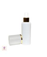 50 Plastic PE Refillable Spray Bottles with Pump & Overcap 5 oz (Natural... - $174.95