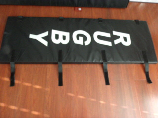 "6 X 6 X 2"" BLACK EXERCISE MAT ( 1 PIECE )"