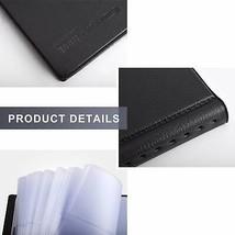 MaxGear Business Card Book Holder, Journal Office Business Card Organizer - $11.77