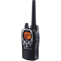 1 Walkie Talkie Without Charger Midland GXT1000 5W With Hands Free and V... - $47.78