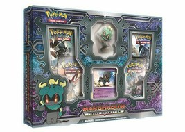 Pokemon Trading Card Game Marshadow Figure Collection Box Sealed Pokemon... - $23.99