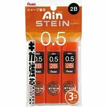 *Pentel sharp pen core Einstein XC2752B-3P 3-pack 2B - $6.84