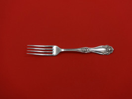 American Beauty Rose by Holmes & Edwards Plate Silverplate Dinner Fork 7... - $19.00