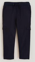 Andy & Evan Boys' Cargo Pants, Navy, Size 2T, MSRP $42 - $19.79