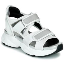 MICHAEL Michael Kors White Harvey Sandals Size 10 - $138.59