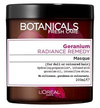 L'Oreal Botanicals Geranium Coloured Hair Enhancing Hair Mask 200ml - $28.83