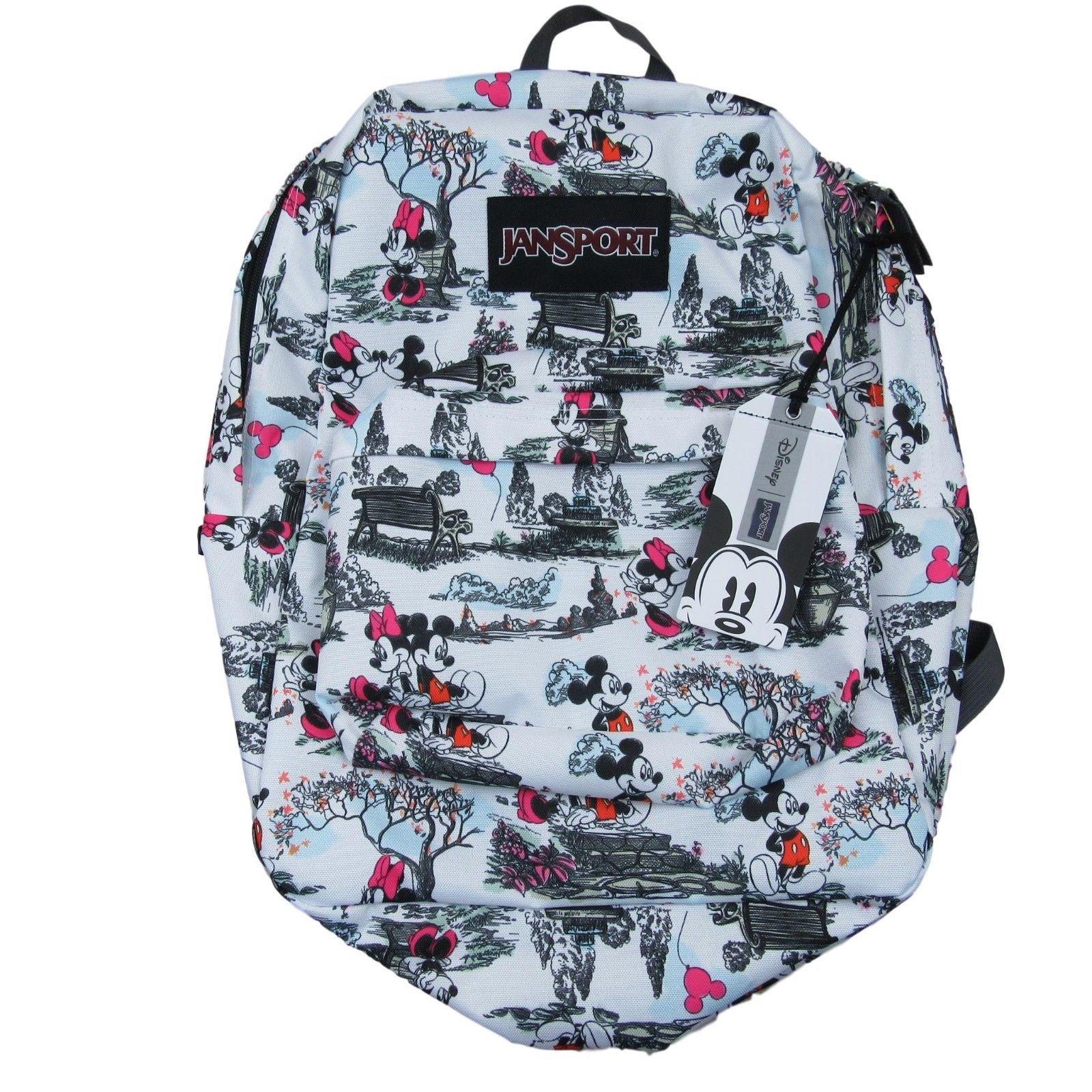 2cab6e71d90 Jansport Disney Superbreak Backpack Day In The Park