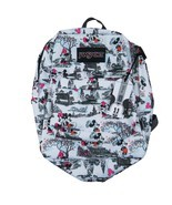 Jansport Disney Day in the Park Backpack Bag Mickey Minnie NEW #JS0A3BB33D3 - $1.325,03 MXN
