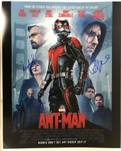 Ant-Man Cast Signed Autographed Glossy 16x20 Photo - COA Matching Holograms - $249.99