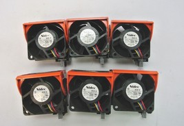 Nidec T60E12BS1A5 Server Cooling Fan (Dell PowerEdge R805 ) Lot 6 - $31.50