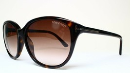 Tom Ford TF329 52F Havana Authentic Sunglasses 57-16-140 - $106.65