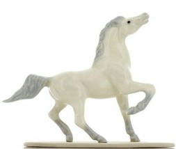 Hagen Renaker Miniature Horse Arabian on Base Ceramic Figurine Boxed