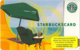 Starbucks 2008 Summer Escape Collectible Gift Card New No Value - $4.99