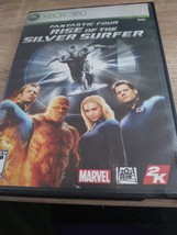 MicroSoft XBox 360 Fantastic Four: Rise Of The Silver Surfer image 1