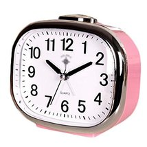 George Jimmy Cute Student Alarm Clock Stylish Silent Bedside Alarm Clock #38 - $36.18