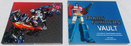 Transformers Vault Hardcover HC Slipcase Brand New & Unread Decepticons ... - $35.00