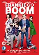 Frankie Go Boom DVD 2013 Jordan Roberts Chris O'Dowd and Nora Dunn NEW - $10.00