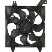 RADIATOR FAN ASSEMBLY HY3115122 FOR 06 07 08 09 10 11 HYUNDAI ACCENT DRIVER SIDE image 2