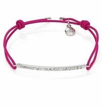 Marc Jacobs Bracelet Friendship Letterpress NEW - $36.00