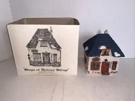 Dept 56 Dickens Village Shops Of Dickens' Village 1984 - $20.00