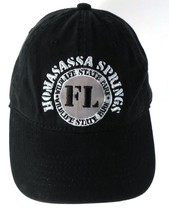 Homosassa Springs Wildlife State Park Florida Strapback Adjustable Cap Hat - $17.72