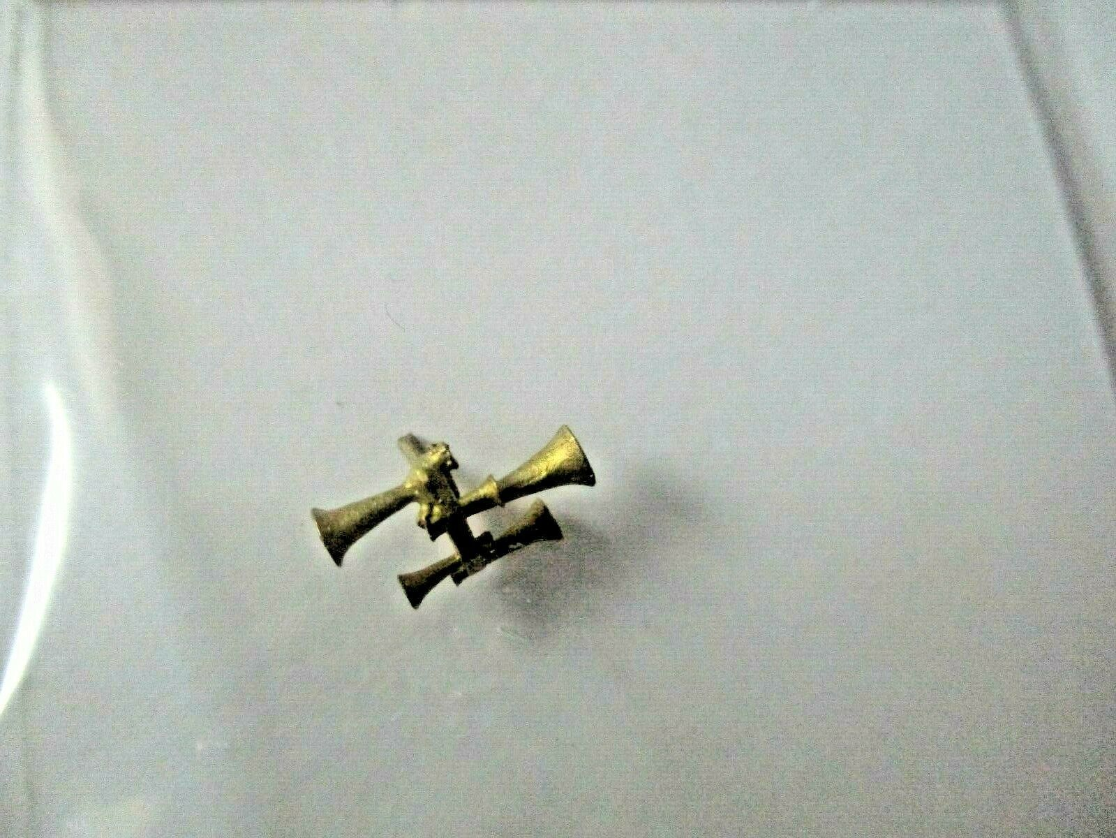 Cal Cal Scale # 190-655 Brass Leslie Air Horn RS5R24. 1 Pack HO Scale