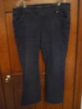 Denim & Co. Elastic Waist Stretch Jeans - Size 20WP - $21.77