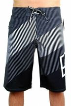 NEW DC SHOES MEN'S CLASSIC BOARD SHORTS SURF TRUNKS SWIMWEAR 4 WAY STRETCH GRAY image 3