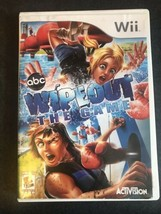 Wipeout: The Game (Nintendo Wii, 2010) - $2.47