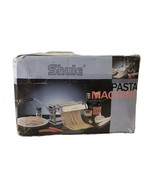 Pasta Maker Machine Makes Fettuccine Spaghetti Lasagna Italian Noodles H... - $39.59