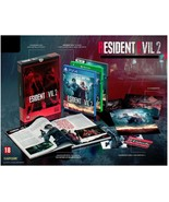 Resident Evil 2 Remake Collector's Edition PS4 EU Limited Edition Import... - $398.98