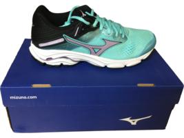 NIB Mizuno Wave Inspire 15 Women's Size 6.5 Running Shoe Angel Blue & La... - $60.71