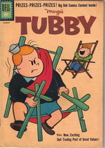 Marge's Tubby Comic Book #47, Little Lulu Dell Comics 1961 VERY GOOD+ - $9.74