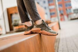 Adidas Originali Donna Prophere Ginnastica Cachi/ Verde / Notte Cargo F1... - $105.66