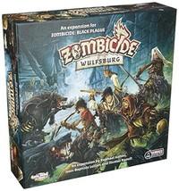 CMON Zombicide: Wulfsburg Board Game - $53.82