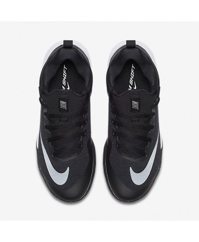 be2523fcc045 Men s Nike Zoom Shift TB 897811 001 size 8.5-11 Black Basketball shoes