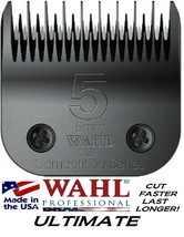 WAHL ULTIMATE COMPETITION Pet Grooming 5 SKIP BLADE FitMost Oster,Andis ... - $47.17